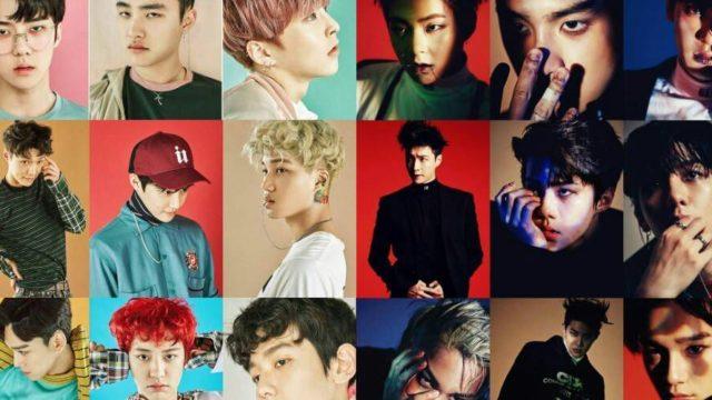 EXO Monster LuckyOne