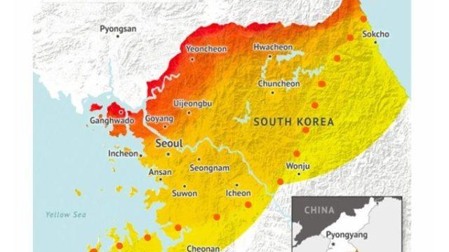 韓国 北朝鮮 戦争 朝鮮戦争