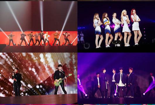 東方神起 SUPERJUNIOR 少女時代 SHINee F(x) Red Velvet NCT NCT127 NCTU NCT DREAM BoA カンタ