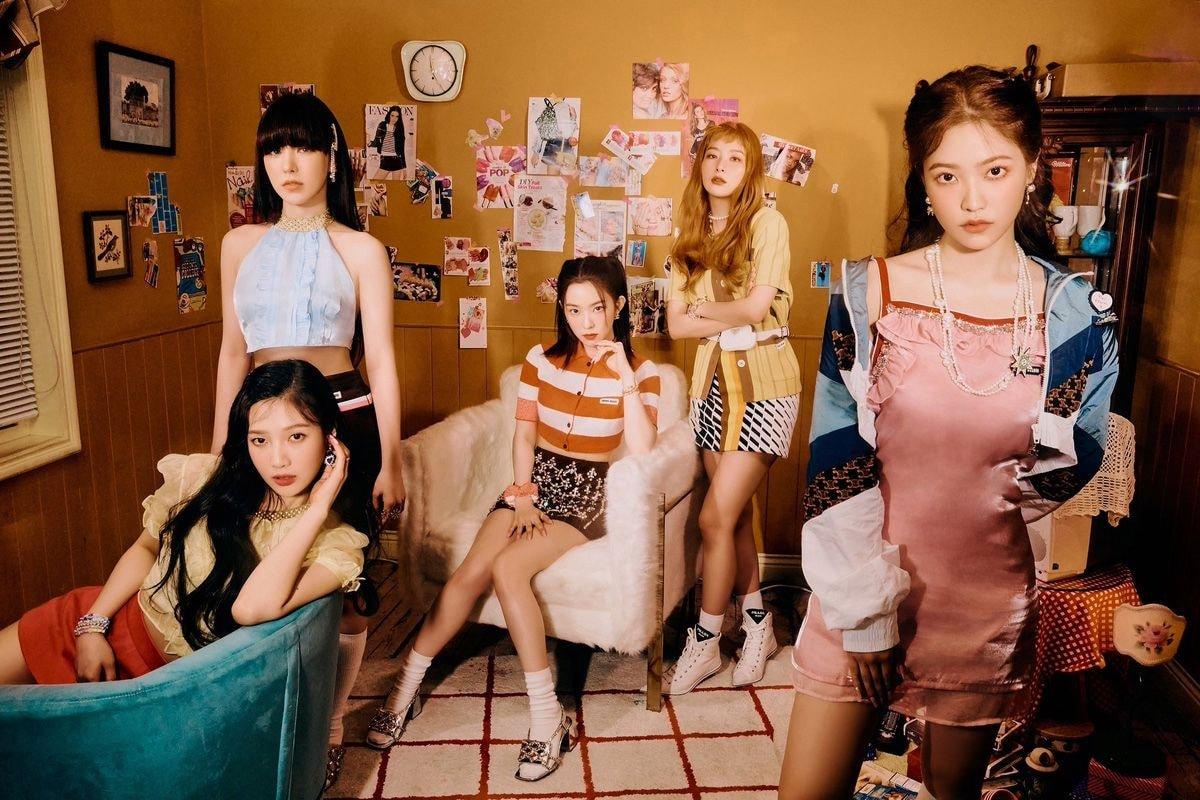 Red Velvet(レッドベルベット)